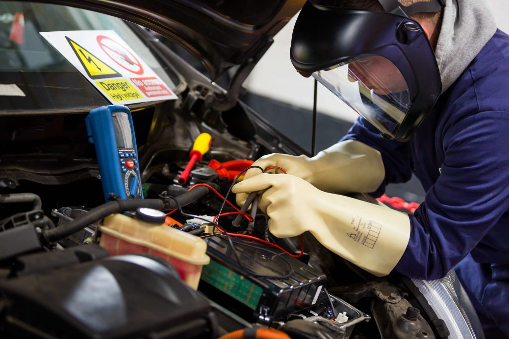 Electric & Hybrid Training