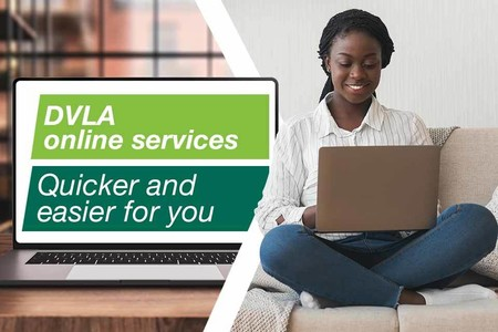DVLA Online Services